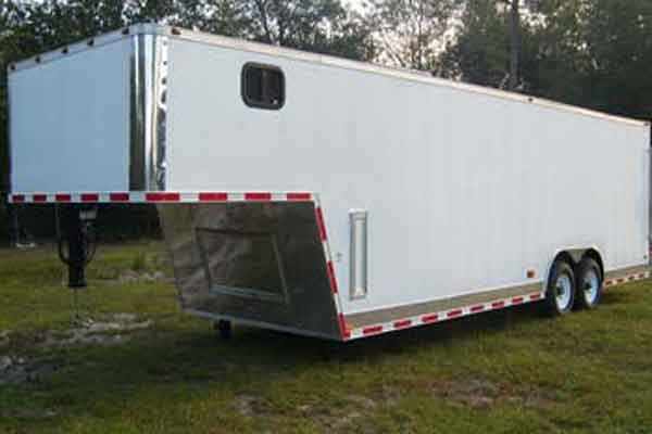 Freedom Trailers Enclosed Trailers At Metro Trailer